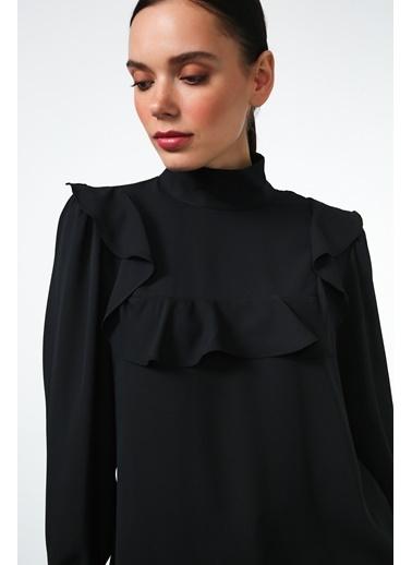 Gusto Bluz Siyah